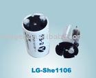 Fluorescent Lamp Starter LG-1106