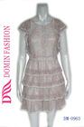 2012 Lady fashion style pretty dress