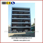 Vertical-horizontal parking machine sysytem / car park management system PSH4~15