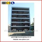 Vertical-horizontal parking machine sysytem / car park management system PSH4~15