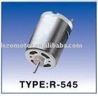 Air compressor motor R-545