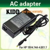 Original quality Laptop AC Adapter for HP 19V 4.74A AC Adapter