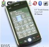 F035 3.2inch touch screen mobile phone with TV function