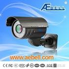 Vari-focal 600TVL Weatherproof Bullet IR Camera