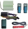 GSM Car security System with In-car telephone and remote control with SMS and calling
