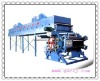 Model MYH2000 roller printing machine for atificial fur