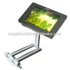 Dexterous Silvery LCD bracket with Arms