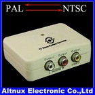 TV Video System Digital NTSC PAL Universal Converter For PS2 PS3 XBOX360 Wii DV SE009