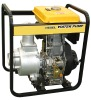 CE Approved diesel water pump 2''