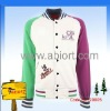 Ladies baseball jacket----BJ120005