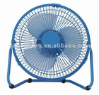 8 inch 12V DC table fan(Blue)(EMC)