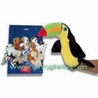 Plush Hand Puppet , finger puppet, Plush Animal Puppet