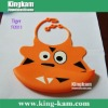 2011 fashionable bibs for baby with Tiger design
