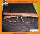 hot selling and ready optical silicone glasses frame