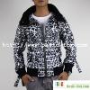 New Style Men's Leopard Jacket