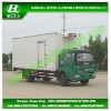 6 ton ~ 8 ton Refrigerator Van Truck, Dongfeng 4X2 Reefer Truck