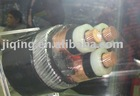 33kv Aluminum Conductor XLPE Insulation Steel Tape Armored PVC Outer Sheath Electric Cables,Three Cores (AL/XLPE/STA/PVC)