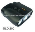Laser rangefinder 8*25 distance or height measurement 5M - 1500M angulation: -60 degree- +60degree ranging accuracy: 1M(Y)