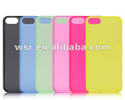New colorful plastic mobile phone case for i phone 5