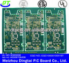 FR-4 PCB with immersion golden with UL/ETL certification shenzhen