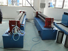 Three-roller Rolling Machine for water tank