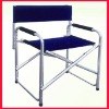 Oxford aluminum tube Director chair