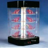 Cylinder Acrylicr display stand for shoes