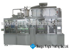 Gable top liquid filling machine
