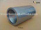 Titanium Sleeve ASTM B 348 Titanium target