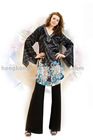 Beautiful Arabic Ladies Pant Suit FL90321