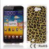 Faddish Leopard Protective Cover Case For Samsung Galaxy Note 2 N7100,for Samsung Galaxy Note 2 Housing