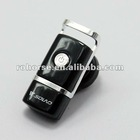 Ultra-tiny Wireless Bluetooth Headphone Earphone Headset Black for Cell Phone