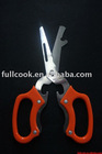 Super multifunctional scissor for daily usage