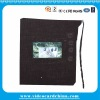 """4.3"""" MP4 jewelry box with USB for promotion"""
