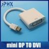 Wholesale mini DP to DVI Cable