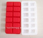2012 White squire Silicone Ice Cube Tray For Sale