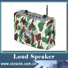 Manufacturers Supply Mobile Mini Radio Speaker