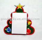 Fridge Magnetic note pad for 2012 Christmas gifts