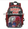 Baby&kids cheap school bags black spider-man backpack HS29-SPIDERMAN