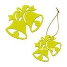 High Quality Christmas felt ornament---Jungle Bell