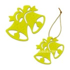 High Quality Christmas felt ornament---Jungle Bell
