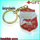Fashion !! Metal Keychain for Promotion Gifts GFT-J135