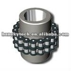GL lifting machanism for crane double roller chain coupling