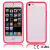 new signal bumper case tpu back cover bumpers for iphone 5