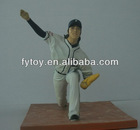 Baseball player Kishi resin figure