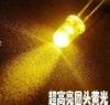 1000pcs/bag Diameter 5mm amber color led for light indicator