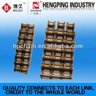 40-2 Duplex industrial roller chain