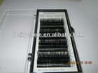 Cheap price,100% real Siberian mink fur lash extension tray (No synthetic) wholesale,Paypal