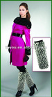 Wholesale Fashion Faux Fur Leg Warmers in a Luxurious(TY-F1234)