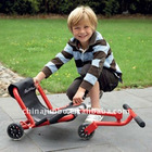 Hot selling very popular 3 wheels go kart ezy roller scooter